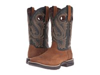 Durango Rebel 12 Western Dark Brown Black Cowboy Boots