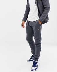 Voi Jeans Tracksuit Joggers In Navy
