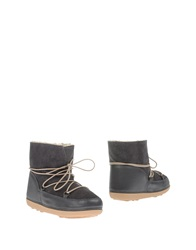 Anniel Ankle Boots Lead