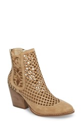 Coconuts By Matisse Walk On Bootie Beige Fabric