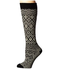 Wigwam Rorvik Black Women's Crew Cut Socks Shoes