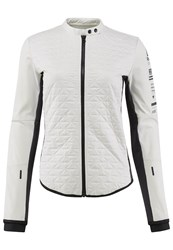 Reebok One Tracksuit Top Chalk White