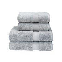 Christy Supreme Hygro Towel Silver Guest