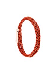 Bex Rox 'Friendship' Bracelet Red