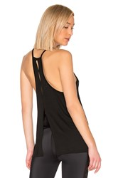 Beyond Yoga Slink It Over Tank Black