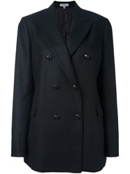 Boglioli Double Breasted Jacket Black