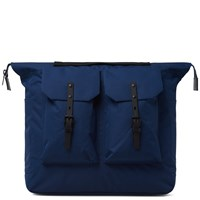 Ally Capellino Frank Ripstop Rucksack Blue