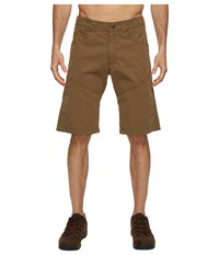 Arc'teryx Bastion Long Roman Pine Men's Shorts Brown