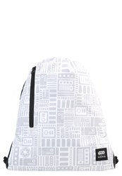 Nixon Rucksack Black Off White