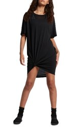 Nike Women's Lab Essentials Dress Sail Black