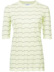 Nomia Chevron Kit Top Green