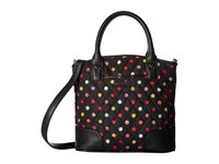 Vera Bradley Day Off Crossbody Havana Dots Cross Body Handbags Black