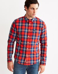 Lee Shirt In Lava Red