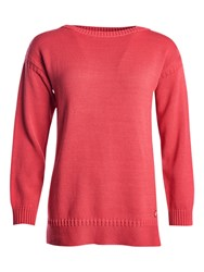 Barbour Cove Jumper Red