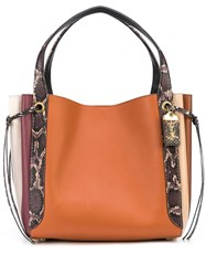 Coach Harmony Colour Block Tote Bag 60