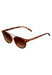 Kiomi Sunglasses Brown Melange Mottled Brown