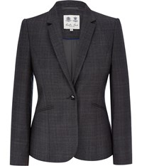 Austin Reed Signature Blue Check Jacket