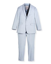 Appaman Modern Two Piece Suit Light Blue