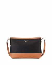 Cole Haan Beckett Colorblock Crossbody Bag Black Brown