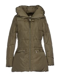 L.A. Blue Rose Coats And Jackets Jackets Women Military Green