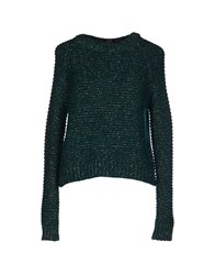 Jijil Sweaters Green