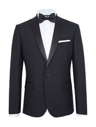 Paul Costelloe Slim Fit Dinner Jacket Black
