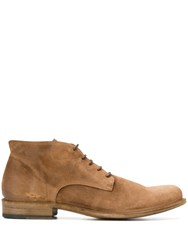Fiorentini Baker Ankle Lace Up Boots Brown