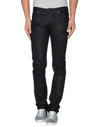 Cellar Door Denim Denim Trousers Men Black