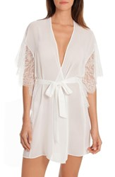 In Bloom By Jonquil Affinity Short Wrap Ivory