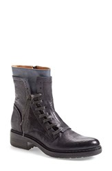 Women's Alberto Fermani 'Freya' Lace Up Combat Boot 1 3 4' Heel
