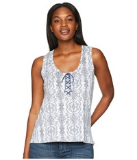 Aventura Clothing Kenzie Tank Top White Sleeveless