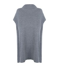 The Row Aram Cashmere Tunic Female Dark Grey