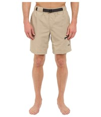 The North Face Belted Guide Trunks Dune Beige Prior Season Shorts