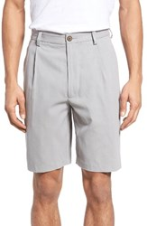 Tommy Bahama Men's Big And Tall 'St. Thomas' Pleated Shorts