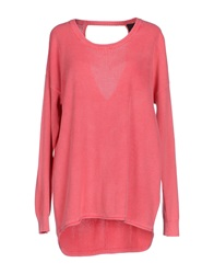 Dr. Denim Jeansmakers Sweaters Coral