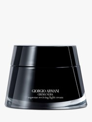 Giorgio Armani Crema Nera Supreme Reviving Light Cream 50Ml