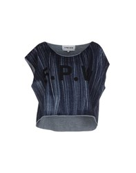 5Preview Topwear Sweatshirts Women Dark Blue