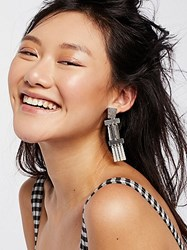Free People Ibiza Plate Earrings By