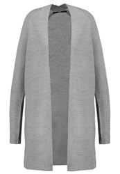 Only Onlkiev Cardigan Medium Grey Melange Mottled Grey