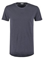 Filippa K Basic Tshirt Night Blue Dark Blue
