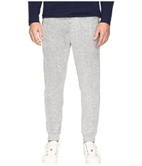 Atm Anthony Thomas Melillo Reverse French Terry Sweatpants W Zipper Pockets Granite Men's Casual Pants Gray