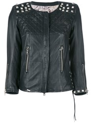 S.W.O.R.D 6.6.44 Studs Blow Jacket Black