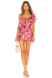 Ale By Alessandra X Revolve Xiomara Dress Pink