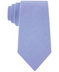 Club Room Men's Seaside Classic Solid Tie Only At Macy's Blue