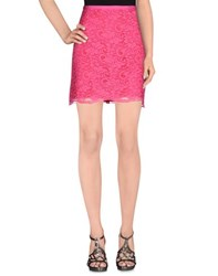P.A.R.O.S.H. Skirts Knee Length Skirts Women Fuchsia