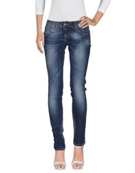 Roy Rogers Roger's Choice Denim Denim Trousers Blue