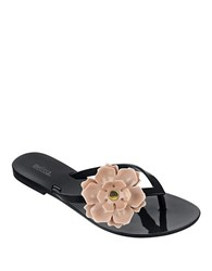 Mel Harmonic Flower Thong Sandals