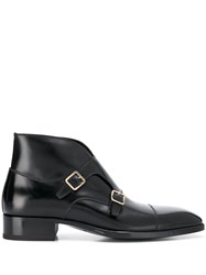 Tom Ford Double Buckled Monk Shoes 60