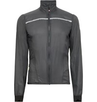 Castelli Superleggera Shell Cycling Jacket Charcoal