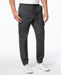 American Rag Men's Slim Fit Cargo Joggers Created For Macy's Hudson